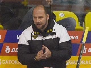 Jiří Šlégr se vrátil na lavičku Litvínova.