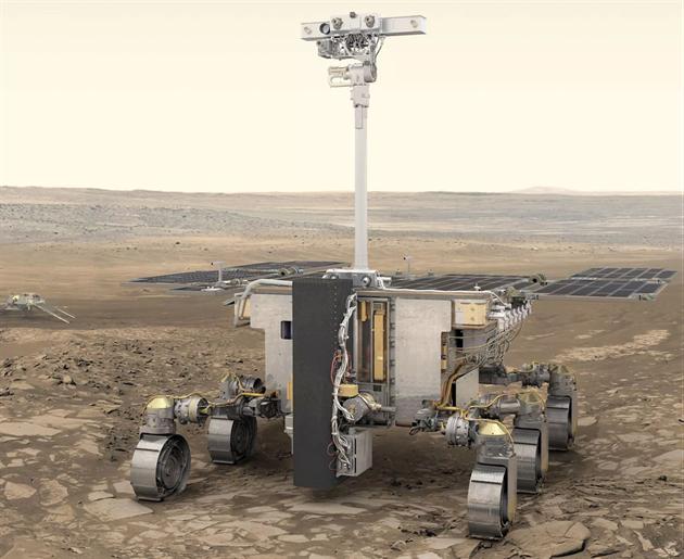 Do pondělí můžete poslat svůj vzkaz na Mars