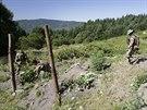 S bojem proti pěstitelům marihuany pomáhá v okrese Humboldt County také Národní...