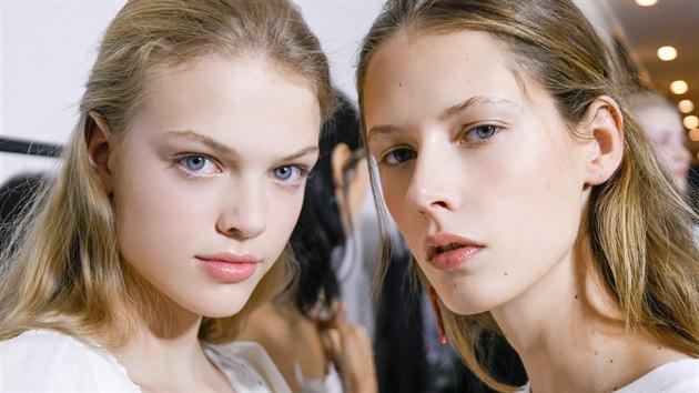 ff75fc5bc8e5 TOP jarní trend  No make-up look - iDNES.cz