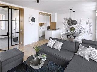 Množství a kvalita denního světla – tento faktor sehrál při výběru nemovitosti...