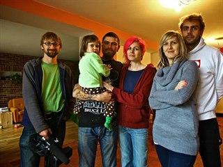 Z natáčení filmu Manželské etudy: Nová generace