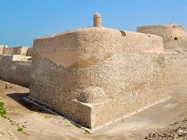Pevnost Bahrain Fort