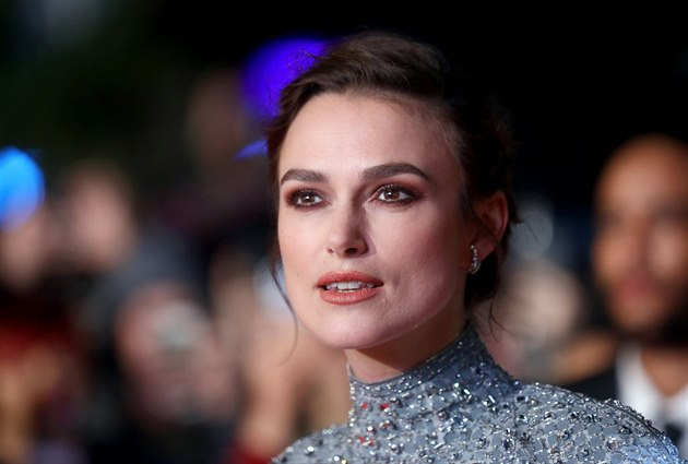 "LONDON, ENGLAND - OCTOBER 11:  Keira Knightley attends the UK Premiere of ""Colette\"" and BFI Patrons gala during the 62nd BFI London Film Festival on October 11, 2018 in London, England.  (Photo by Tim P. Whitby/Tim P. Whitby/Getty Images for BFI)"