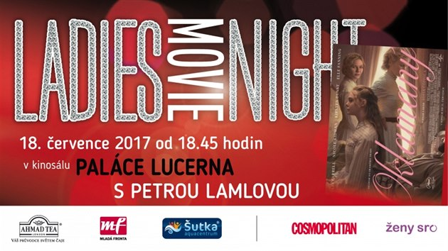 Cosmopolitan vás zve na letní LADIES MOVIE NIGHT s filmem Oklamaný