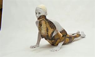 Nádherné nahé modely