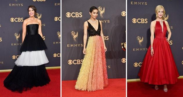 98511cb9721d Nejkrásnější šaty z Emmy Awards - iDNES.cz