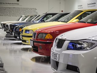 Muzeum BMW v Mnichově