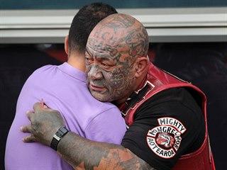 Podpory z nečekané strany se dostalo novozélandským mešitám po útoku...