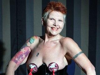 Burleska vrátila do života paní Marilyn Berseyové sebevědomí a sex-appeal.