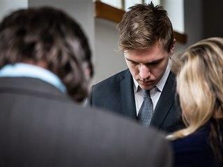 Lukáš Tuček obžalovaný z pokusu o vraždu expřítelkyně u krajského soudu v...
