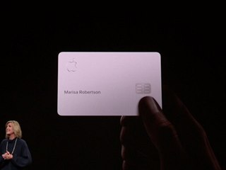 V rámci Apple Card můžete mít i platinovou kreditní kartu.
