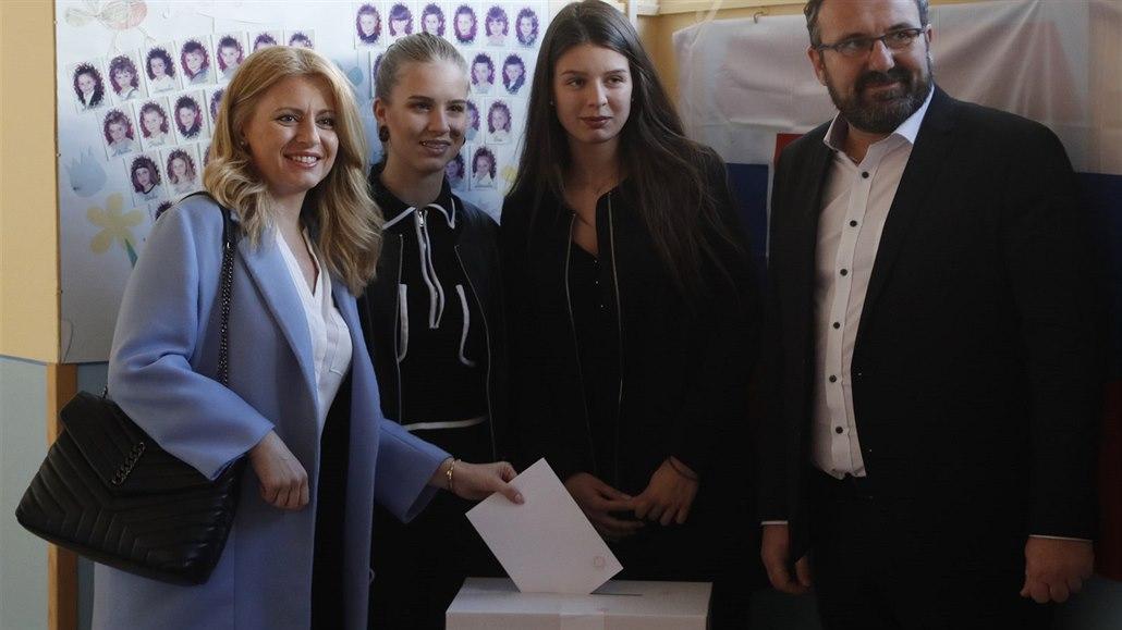 Prvý frajer. Co čeká partnera nové slovenské prezidentky?