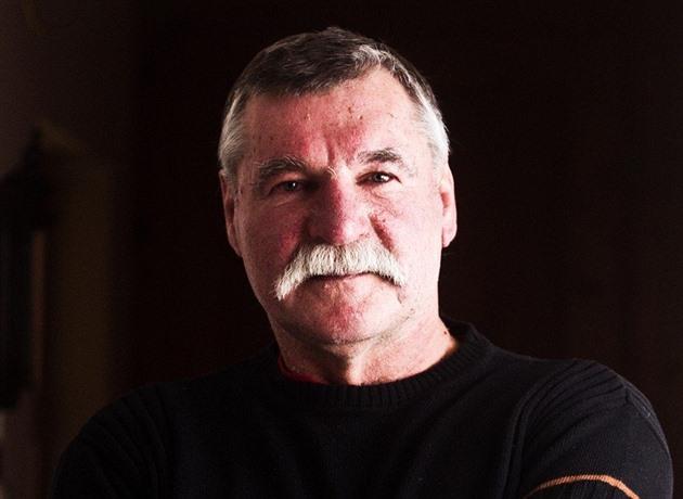 Hokejový trenér Karel Beran