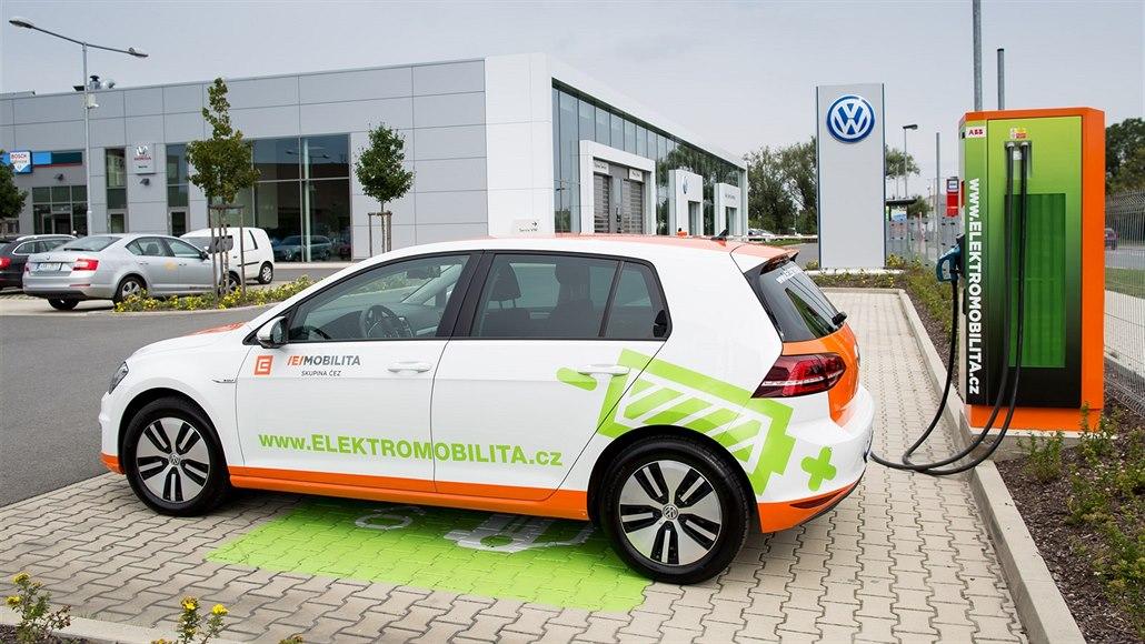 O speciální značku pro elektromobily za první měsíc zažádalo 788 řidičů