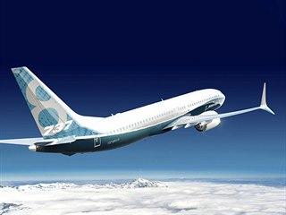 Letoun Boeing 737 MAX 8