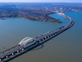 Kerch Bridge to Crimea