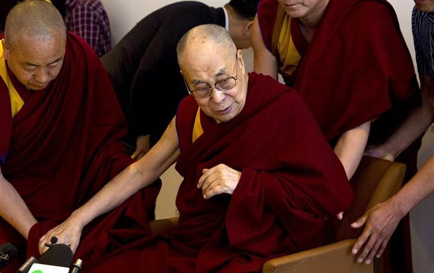 Dalajláma si k pětaosmdesátinám věnoval své první hudební album