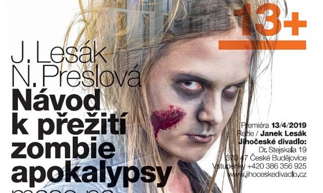 Návod na přežití zombie apokalypsy bude přístupný od třinácti let