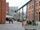 Friedrich Wannieck postavil známý komplex továrních budov Vaňkovka, kde dnes...