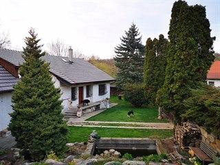 Pavla a její přítel si před čtyřmi lety koupili dům nedaleko Mělníka.