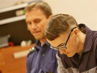 Bývalý skautský vedoucí Martin Mertl, který byl odsouzen na deset let za...