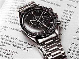 Budoucí legenda. Omega Speedmaster za nedlouho těmto hodinkám nikdo neřekne...