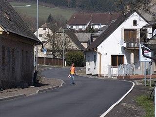 Lidé v Boříkovicích se obávají, že doprava po modernizaci silnice ještě více...