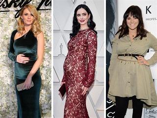 Těhotenství dává zabrat každé ženě, slavným nastávajícím maminka obzvlášť....