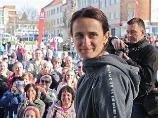 Martinu Sáblíkovou, která před měsícem završila jednu z nejlepších sezon v...