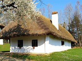 K lázním Bad Tatzmannsdorf patří také překvapivě velký a milý skanzen.