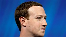 Zakladatel a CEO Facebooku Mark Zuckerberg