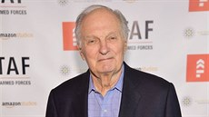 Herec Alan Alda (New York, 12. listopadu 2018)