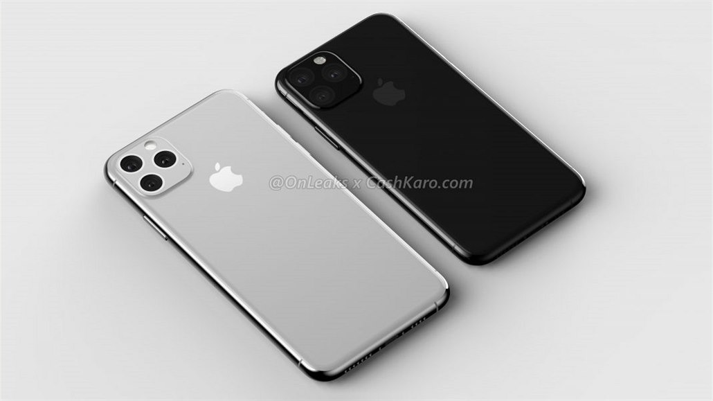 iPhone 11 Max a iPhone 11