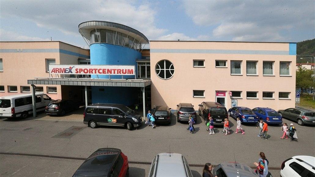 161e9396f Hala, kde při taneční soutěži kolabovaly děti, dostane novou ...