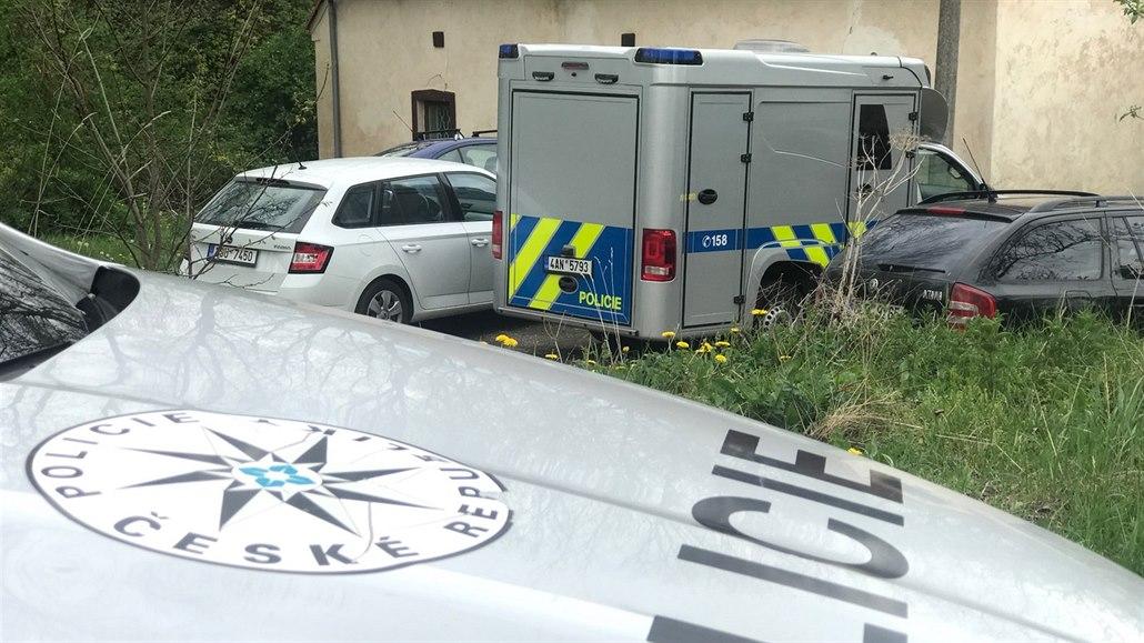 Na pražském Proseku zavraždili muže, policie zadržela podezřelou