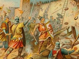 Složení křižáckých armád bylo mnohem pestřejší, než jsme si mysleli.