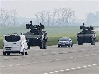 Armáda společně s Besipem na letišti v Kámeni demonstrovaly, jak správné a jaké...