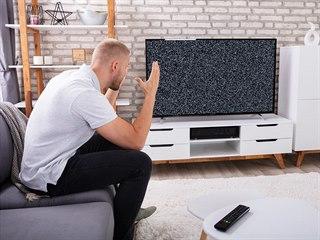Nenechte se zaskočit přechodem na nové televizní pozemní vysílání.