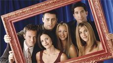 Matthew Perry, Courteney Coxová, Matt LeBlanc, Lisa Kudrowová, David Schwimmer...
