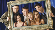 Matt LeBlanc, Courteney Coxová, Matthew Perry, Lisa Kudrowová, Jennifer...