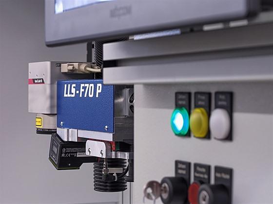 Laserová stanice se zdrojem LLS-F70 P