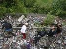Ruinu v teplické Mlýnské ulici využívají bezdomovci. Ti také přišli s tím, že...