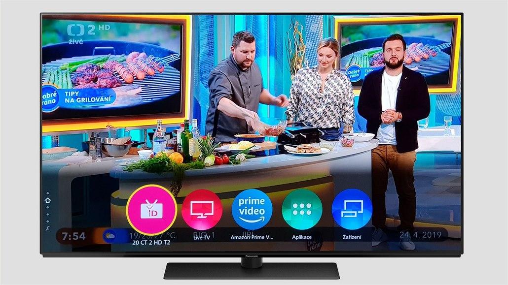 7c8377c2d Cenově dostupný OLED televizor: má skvělý obraz a jen drobné mouchy ...