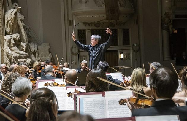 GLOSÁŘ: Nejlepší orchestr světa? Ten z Říma, od svaté Cecilie