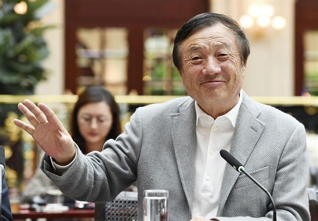 Firmu raději zavřu, než se podílet na špionáži, tvrdí zakladatel Huaweie