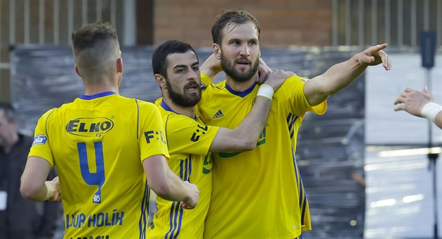 Zlín – Boleslav 3: 1, víťazi nakročil do Európy, dva góly dal Poznar