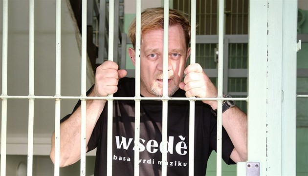 Čtvrtníček si poseděl za mřížemi. Šel jsem na konkurz a uspěl, říká