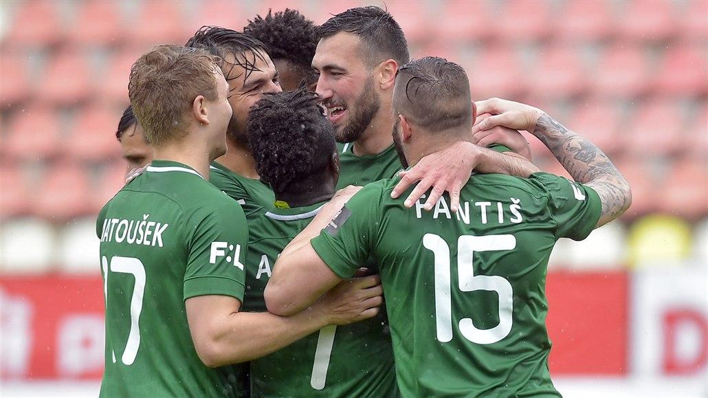 Příbramský gól proti Karviné neměl podle komise rozhodčích platit