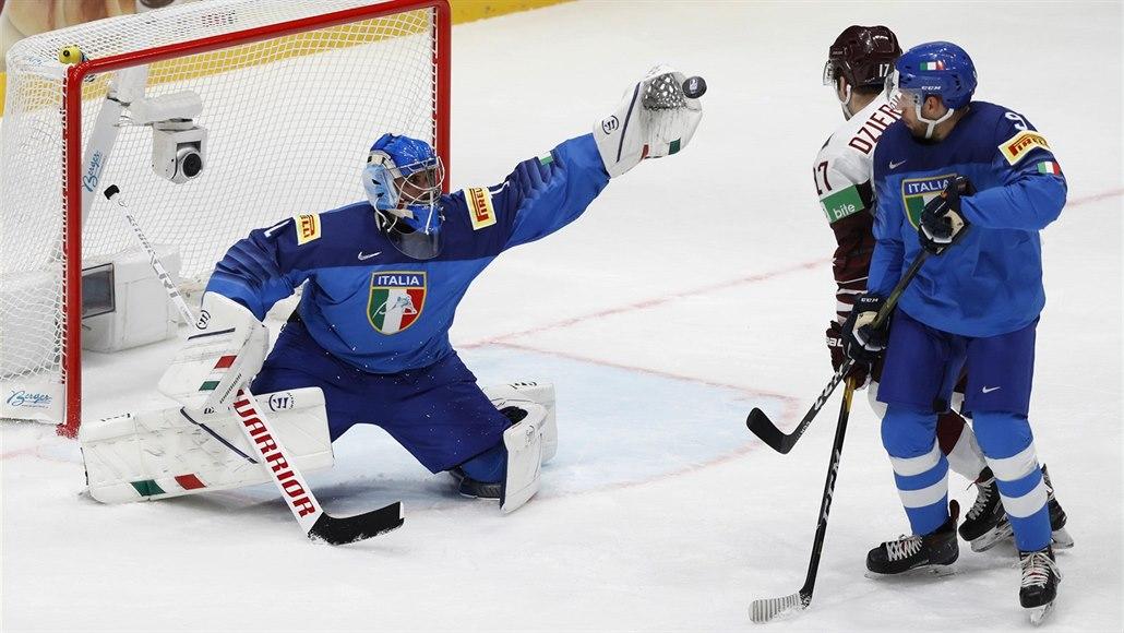 Hokejisté Itálie budou po koronavirové nákaze postrádat opory i kouče Irelanda